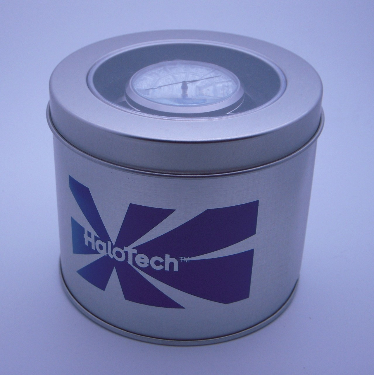 Reusable Tin Box