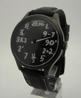 MATH IQ single hand watch