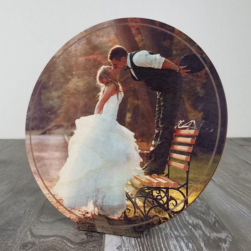 print pictures on wood