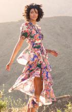 Cora Tiered Maxi Dress