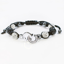 Cuffs of Love ♥ Shamballa CZ Bracelet