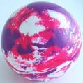 Martel GEOS - Purple | White Fluorescent | Fluorescent Magenta - Set of four.