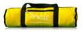 Martel Nylon #50 - 4 Ball Long Bag - Yellow with Black Trim