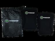 WODshop RX5 Knee Sleeves - 1 Pair 5mm Knee Bands