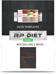 Renaissance Diet eBook + Auto-Template Bundle