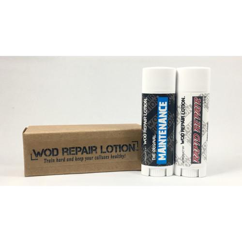 WOD Repair Lotion   Sample Combo Box