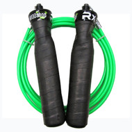 RX Smart Gear | WODshop RX Jump Rope SPECIAL EDITION - Black/Neon Green