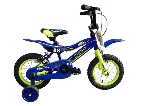 88 MOTO BLUE   TIGER BIKES