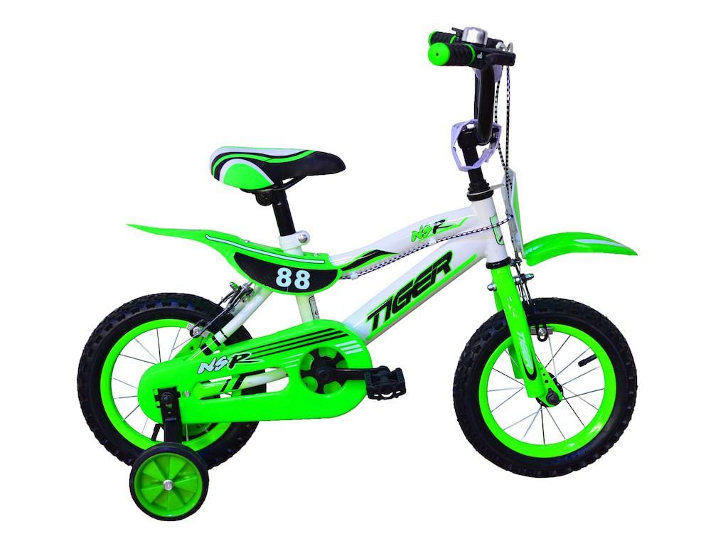 88 MOTO GREEN   TIGER BIKES