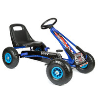 GoKart Blue - Inflatable Tyres