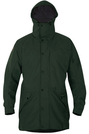 MEN'S CASCADA WATERPROOF JACKET FOREST
