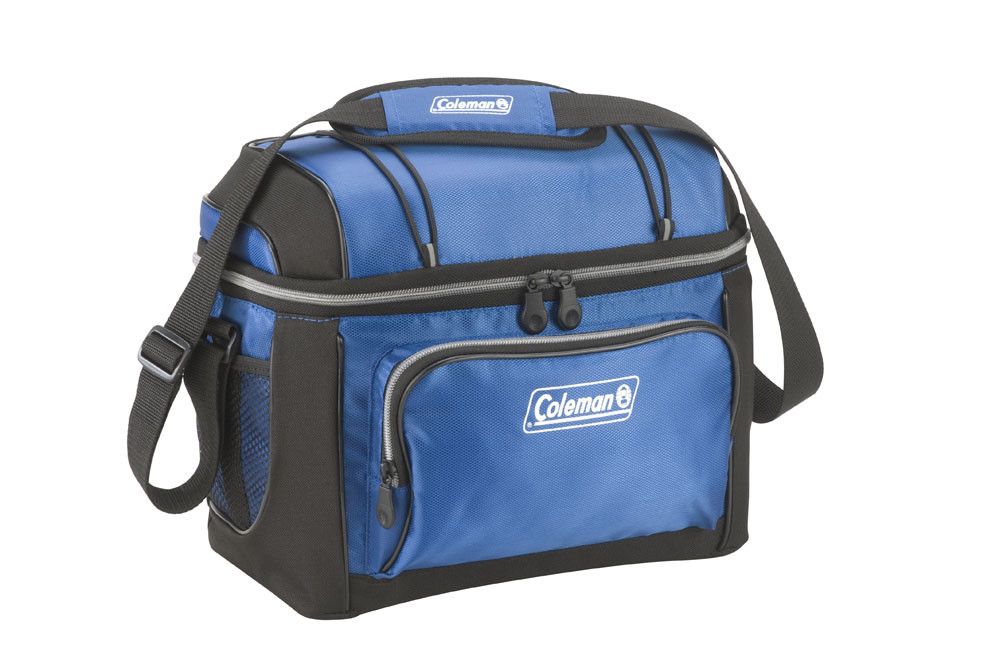 COLEMAN SOFT COOLER 12 CANS (10.5L | BLUE)