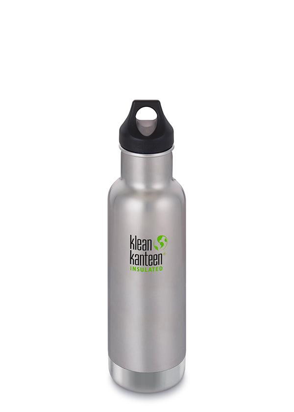 Classic 800ml w/loop Cap | Brushed Stainless