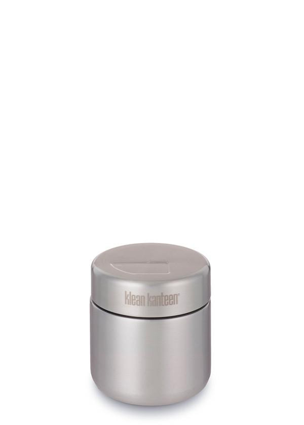 FOOD CANISTER 237ML - BRUSHED STAINLESS
