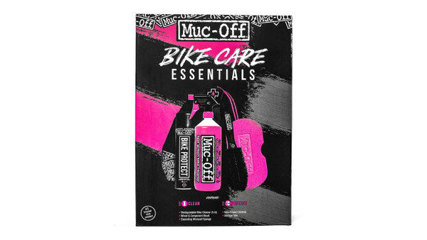 BIKE CARE ESSENTIALS KIT