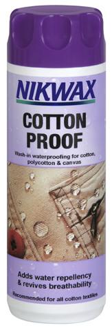 Cotton Proof