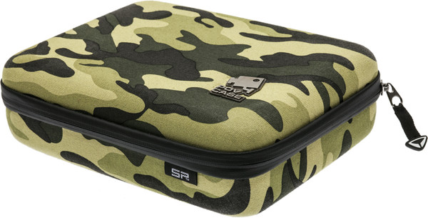 SP Storage Case for GoPro Hero3 cameras and accessories - camo