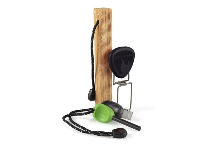 FireLighting Kit Black/Green