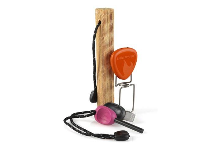 FireLighting Kit Fuchsia/Orange
