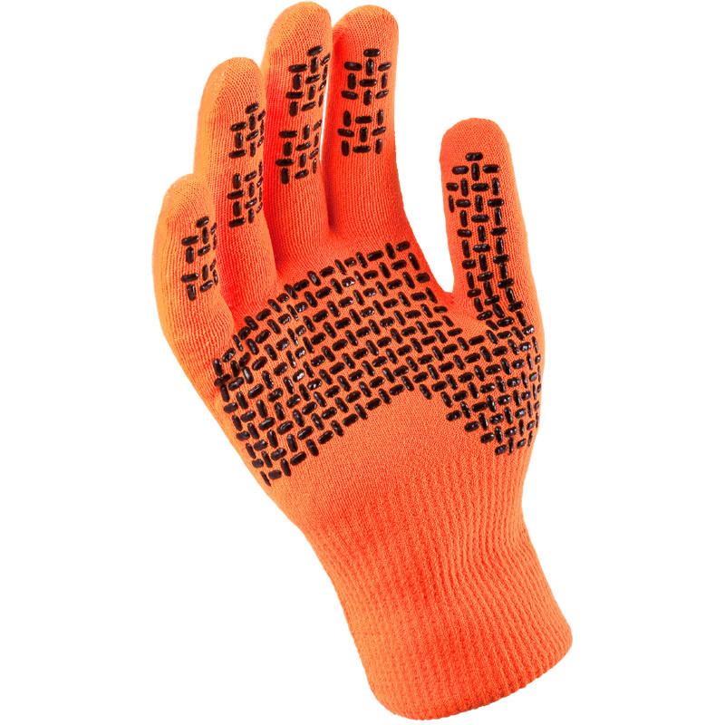 Ultra Grip Hi Vis Gloves - Orange