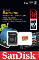 SanDisk Extreme Plus Micro SD card