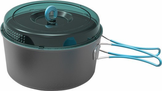 2.6 litre cook pot