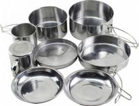 peak weekender cookware kit