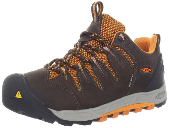 Keen Bryce Cascade Brown/Persimmon