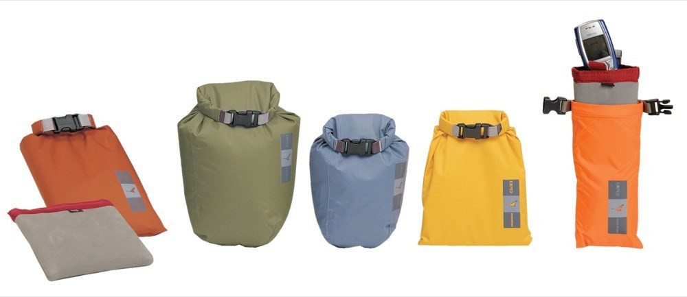 EXPED CRUSH DRYBAGS