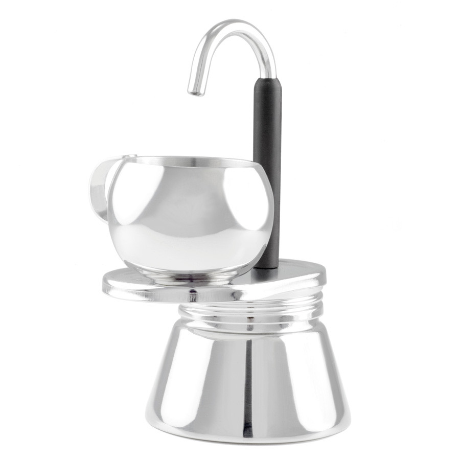 GSI STAINLESS STEEL MINI EXPRESSO MAKER