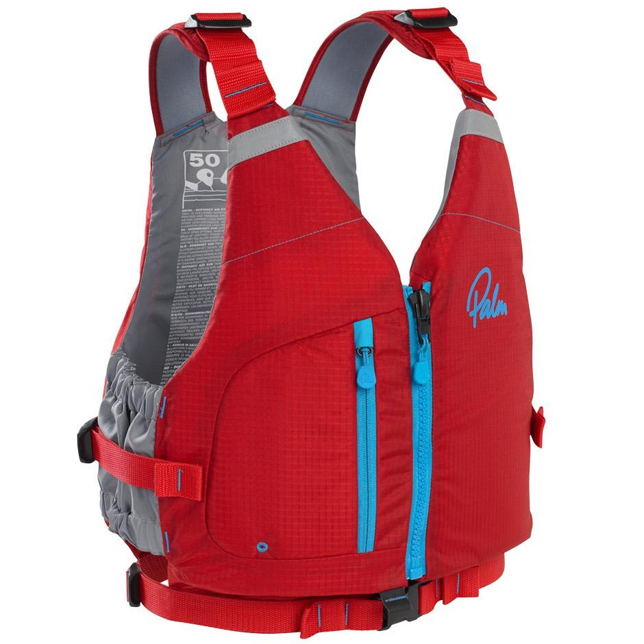 Meander Women's PFD Red