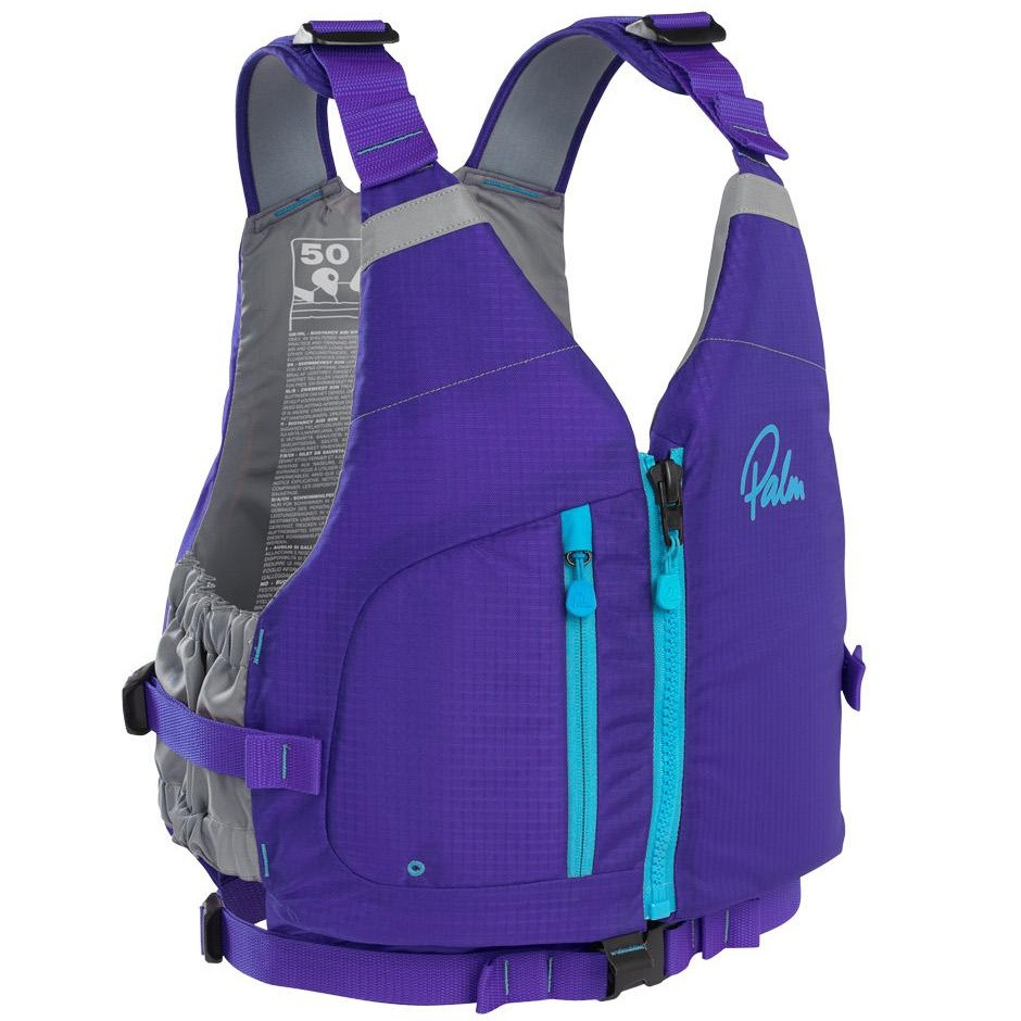 Meander Women's PFD Purple