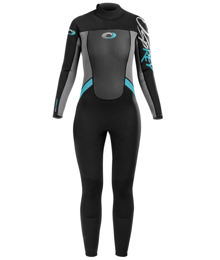 Womens Full Osprey Wetsuit
