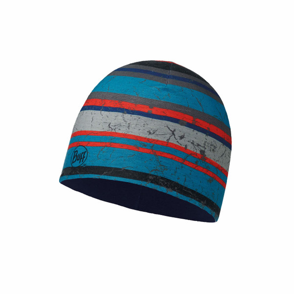 BUFF MICROFIBRE & FLEECE HAT DASH (MULTI / BLUE DEPTHS)