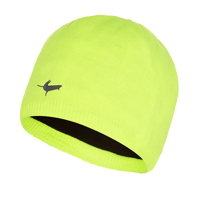 fff5b860222 Waterproof Beanie Hat - Hi Vis Yellow ...