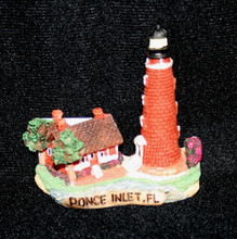 Ponce Inlet Lighthouse Magnet