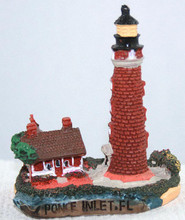 Miniature Ponce Inlet Lighthouse