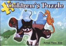 Custom Children's Lighthouse Jigsaw Puzzle