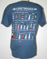 Lighthouses of the Southeast  T-Shirt
