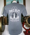 "Custom Ponce Inlet Lighthouse ""Marley"" T-Shirt"