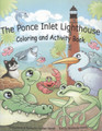 Ponce Inlet Lighthouse Coloring and Activity Book