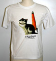 Youth Nelly the Ponce Inlet Lighthouse Cat Shirt