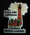 Ponce Inlet Lighthouse Historic Landmark Patch