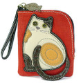 Cat Zip Wallet
