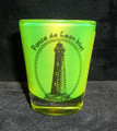 Ponce Inlet Lighthouse Facts Shot Glass
