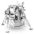 Apollo Lunar Module Metal Model
