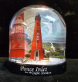 Ponce Inlet Lighthouse Snow Globe