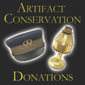 Artifact Conservation Donations