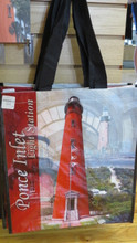 Great tote for shopping or the beach.