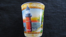 Ponce Inlet Lighthouse Shot Glass